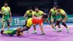 PKL 2019 : முதல் பாதியில் அசத்திய பாட்னா பைரேட்ஸ்.. விடாமல் துரத்தி வெற்றி பெற்ற குஜராத்!