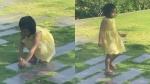 யாருப்பா குப்பையைப் போட்டது.. தோனி மகளுக்குத்தான் எத்தனை பொறுப்பு பாருங்க!