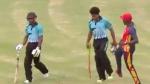 2 ஓவரில் 2 ரன் எடுத்து வெறுப்பேற்றிய வீரர்.. மொத்த மேட்ச்சே 10 ஓவர் தான்.. கடுப்பான ரசிகர்கள்!