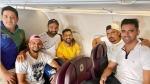 தோனி, ரெய்னா, தீபக்.. ஒன்று கூடிய சிஎஸ்கே.. சென்னை வந்த வீரர்கள்.. வைரல் போட்டோ.. ரசிகர்கள் குஷி!