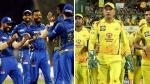 CSK vs MI : தோனியை நம்பும் டாடி ஆர்மி vs துடிப்பான மும்பை இந்தியன்ஸ்.. உச்சகட்ட பரபரப்பு!