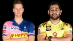 RR vs CSK : டாஸ் வென்ற தோனி.. ராஜஸ்தான் அணிக்கு சவால்.. ராயுடு நீக்கம்!