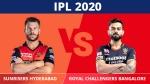 SRH vs RCB : ஏமாந்த கோலி.. டாஸ் வென்ற ஹைதராபாத் கேப்டன் வார்னர்!