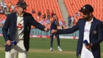 இந்தியா -இங்கிலாந்துக்கு இடையிலான 4வது டெஸ்ட்... டாஸ் வென்று இங்கிலாந்து பேட்டிங் தேர்வு