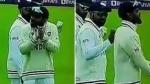 VIDEO: 'யோவ்.. இந்தாய்யா..! கோலி செஞ்ச சேட்டை.. ரோஹித் கொடுத்த 'அல்டிமேட்' ரியாக்ஷன்.. 'செம' வைரல்!