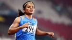 ஒலிம்பிக் பெண்கள் 200m ஓட்டம்.. இந்தியாவின் டூட்டி சந்த் நூலிழையில் தோல்வி.. மொத்தமாக வெளியேற்றம்!