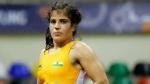 மல்யுத்தத்தின் 50 கிலோ பெண்கள் ஆட்டம்.. 3:1 என்ற புள்ளி கணக்கில்.. இந்தியாவின் சீமா பிஸ்லா தோல்வி