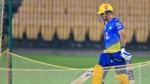 IPL 2021: தினம் 3 - 4 மணி நேர பேட்டிங் பயிற்சி -