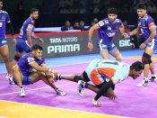 Pro kabaddi league 2019: பெங்கால் வாரியர்சை வாரிய அரியானா..! பரபரப்பான ஆட்டத்தில் த்ரில் வெற்றி