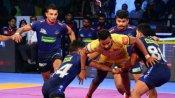 PKL 2019 : அசத்தல் வெற்றி பெற்ற ஹரியானா, ஜெய்ப்பூர்.. கோட்டை விட்ட தெலுகு டைட்டன்ஸ்!