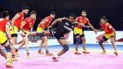 PKL 2019 : இரண்டாம் பாதி.. தலைகீழாக மாறிய போட்டி.. செம கம்பேக் கொடுத்த குஜராத்.. டைட்டன்ஸ் தோல்வி!