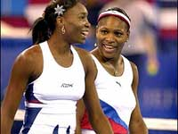 Sports Williams Sisters In Wimbledon Final