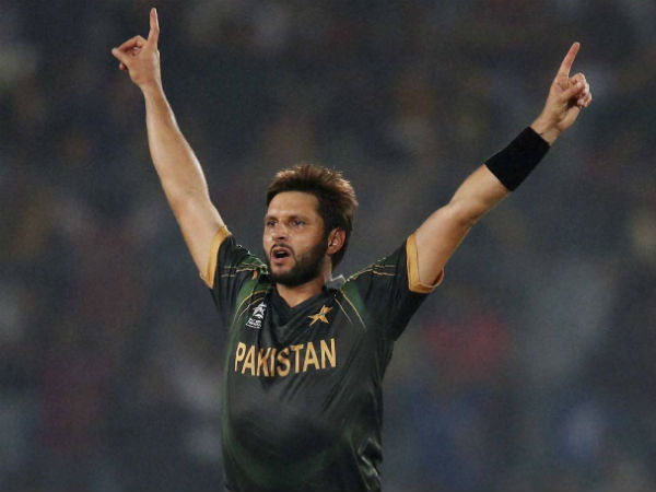 Cricket Appointing Me As Captain Is Good Decision Afridi