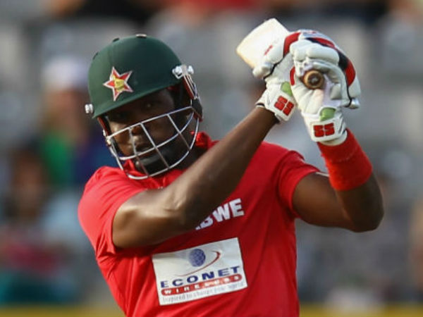 World Cup Warm Up Zimbabwe Stun Sri Lanka 7 Wickets