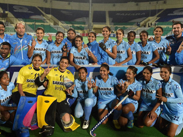 Hockey Indian Women Are Hwl Round 2 Champions