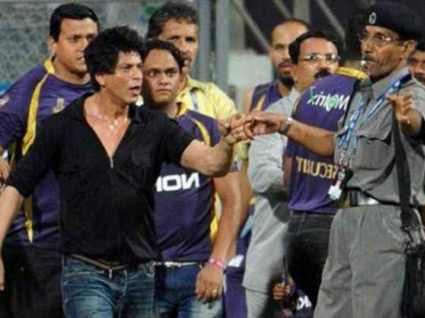 Fir Be Filed Against Shah Rukh Khan 2012 Wankhede Brawl