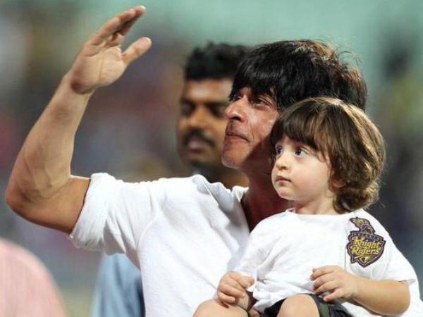 Ipl 2015 Srk S Son Abram Steals The Show