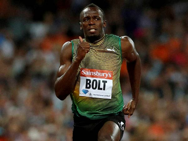 Usain Bolt Ends Season Early