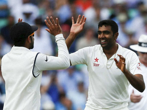 Ashwin Becomes Highest Test Wicket Taker