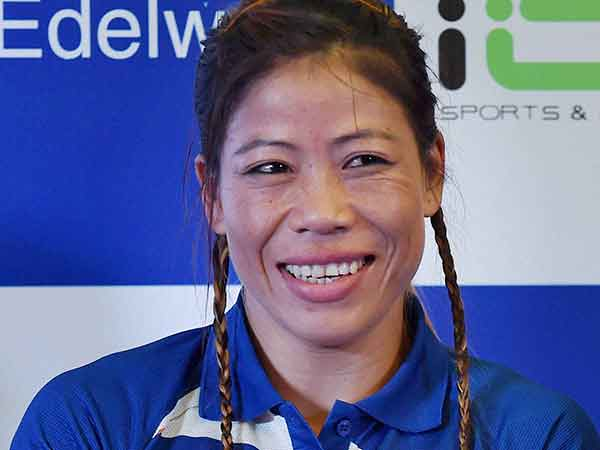 Boxing Mary Kom Fails Qualify Rio