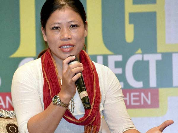 Mary Kom Get Wild Card Entry Rio Olympics