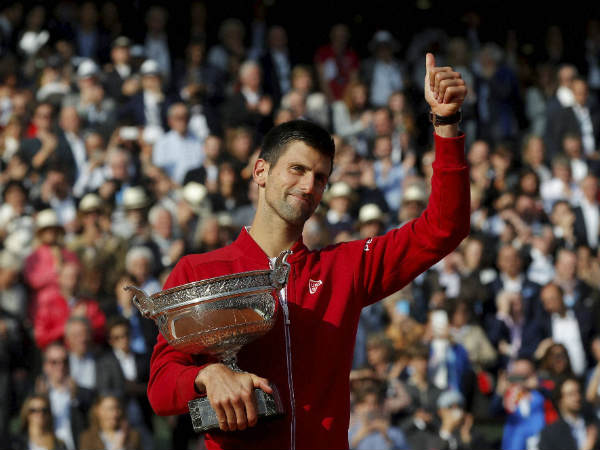 Novak Djokovic Beats Andy Murray Clinch Maiden French Open Title