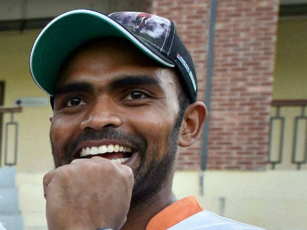 Sreejesh The Tamil Nadu Player Will Lead Indian Hocky Team Rio Olympics