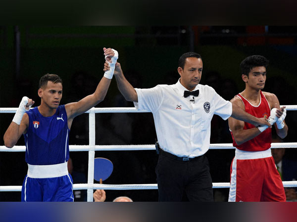 Indian Boxer Shiva Thapa Bows After Loss 2012 Gold Medalist