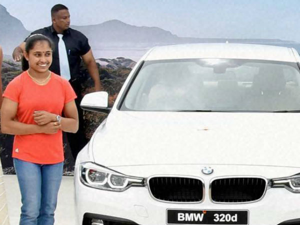 Will Discuss Bmw Car Maintenance With Dipa Karmakar Chamundeswarinath