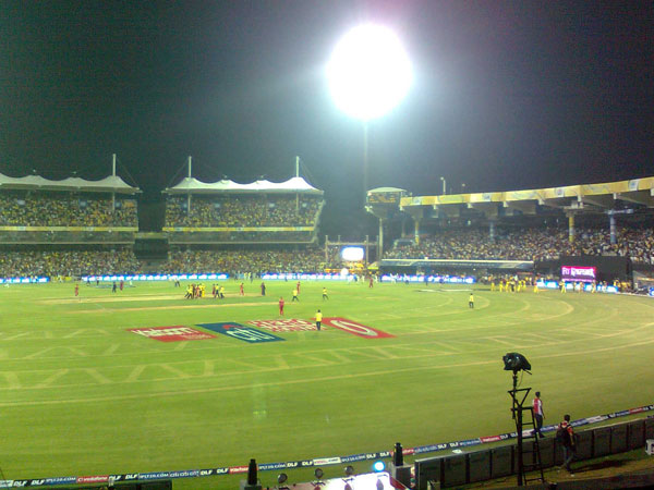 Tickets for test match in Chennai sold out within hours