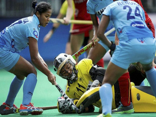 India Beat China 2 1 Win Women S Asian Champions Trophy