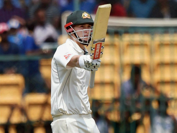 India Vs Australia 2017: 2nd Test Day 2 Australia lead by 48 runs