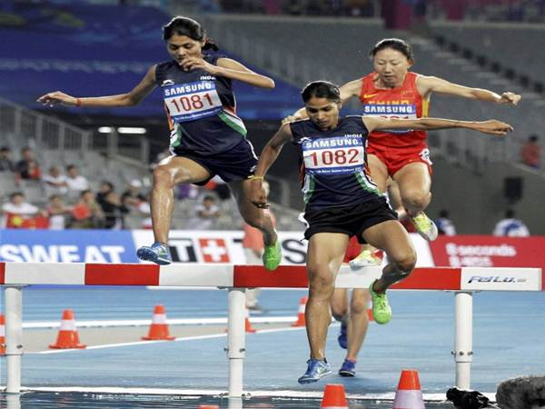 Sudha Singh bags India's seventh gold at Asian Athletics