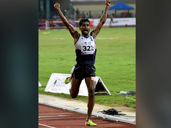 Asian Athletics India Win Seven Medals On First Day