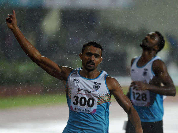 India win four gold in Asian Athletics Championship on Friday