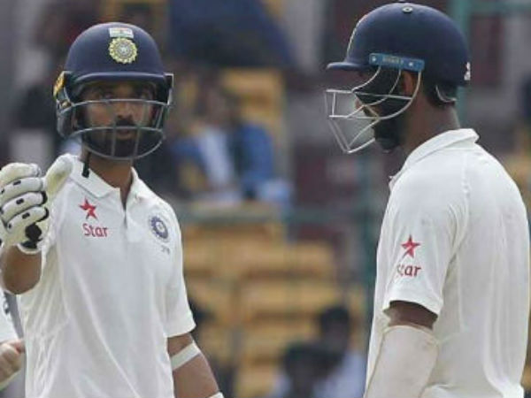 Colombo Test Day 1 Kl Rahul 52 India 101 1 At Lunch