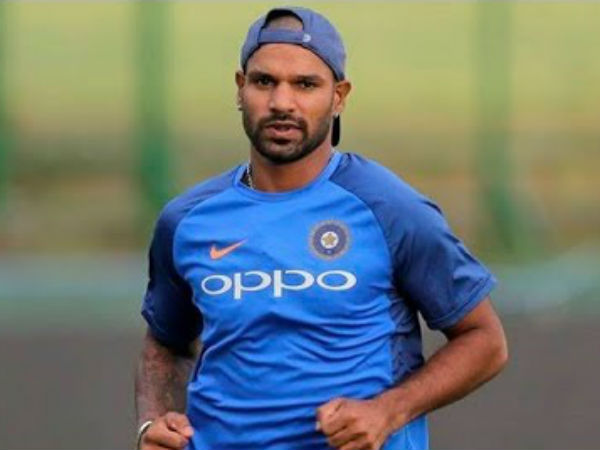 Shikhar Dhawan Gets Emotional As His Son Seeks Him On Television During India New Zealand Odi
