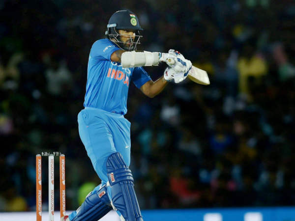 Indian Skipper Dhawan Talks About Future Indian Team