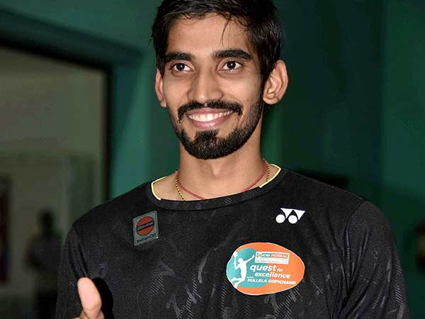 Srikanth Looking Hat Trick