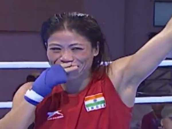 Indian Boxer Mary Kom Wins Gold Asian Boxing Championship