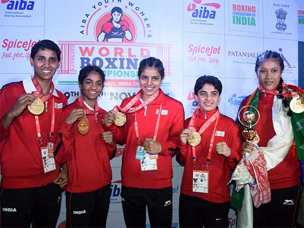 World Youth Boxing India Won 5 Gold