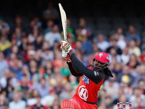 Gayle Breaks Records