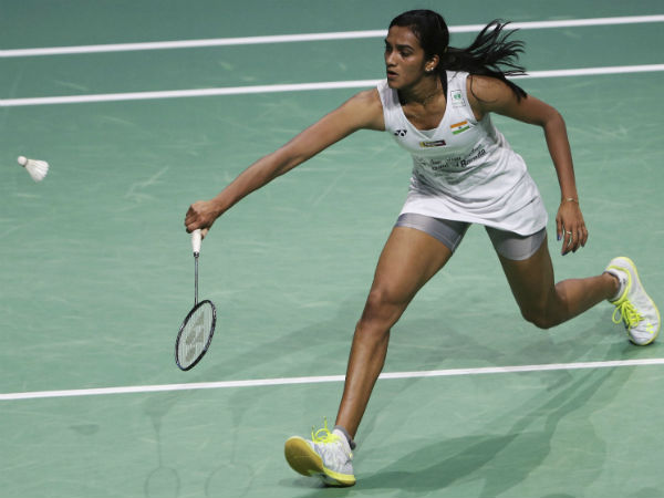 PV Sindhu last to Japan's player in Super Series Badminton