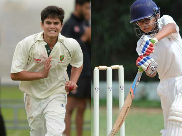 Junior Sachin, Dravid on the making