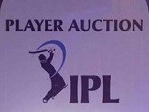 IPL auction today