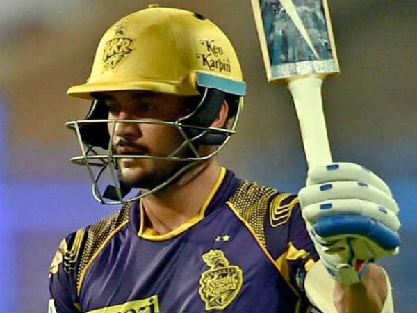 Manish Pandey sold out to SRH in IPL auction 2018