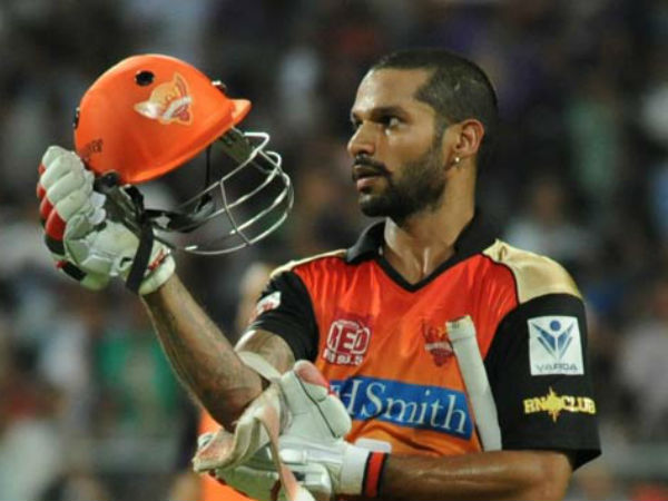 Shikhar Dhawan Sold Our Srh Ipl Auction