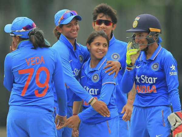 Series win for India