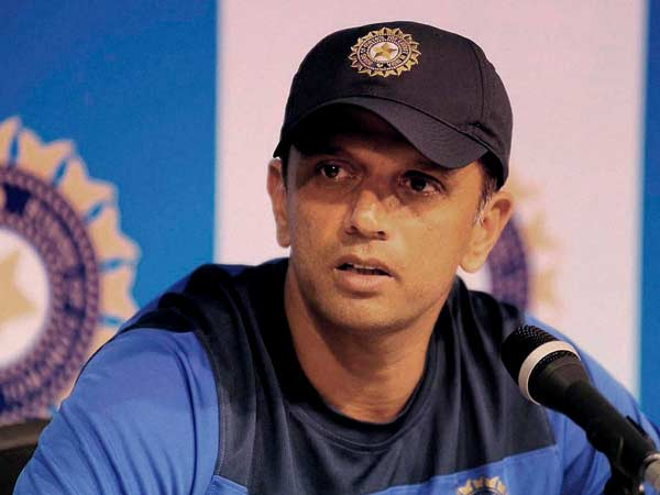 Dravid not happy