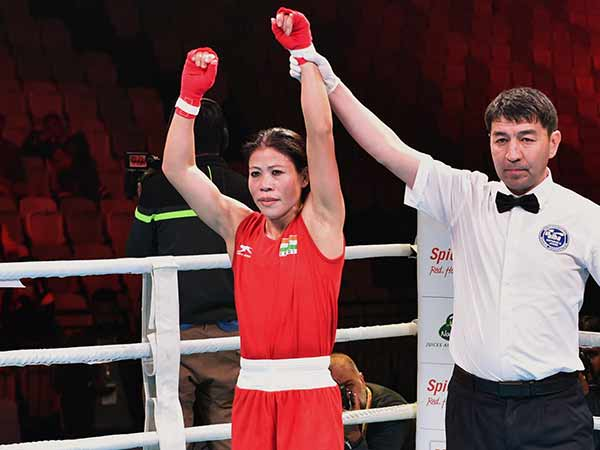 Mary Kom Excell